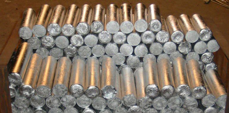 Aluminium-Titanium