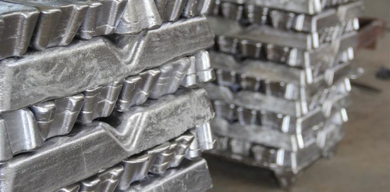 روند کاهشی قیمت آلومینیوم
