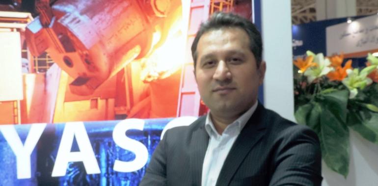 توسعه زنجیره تامین مواد اولیه مورد نیاز صنایع فلزی